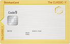 신한카드 THE CLASSIC-Y